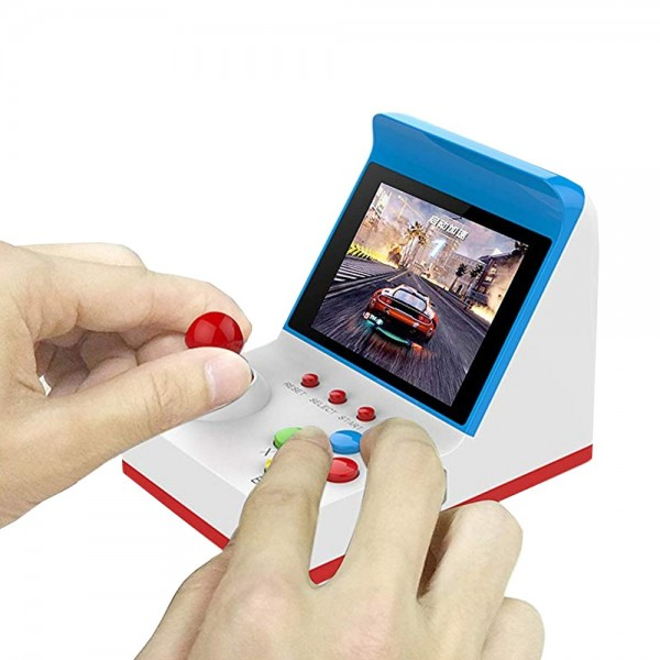 NINTENDO SWITCH RED AND BLUE NEON