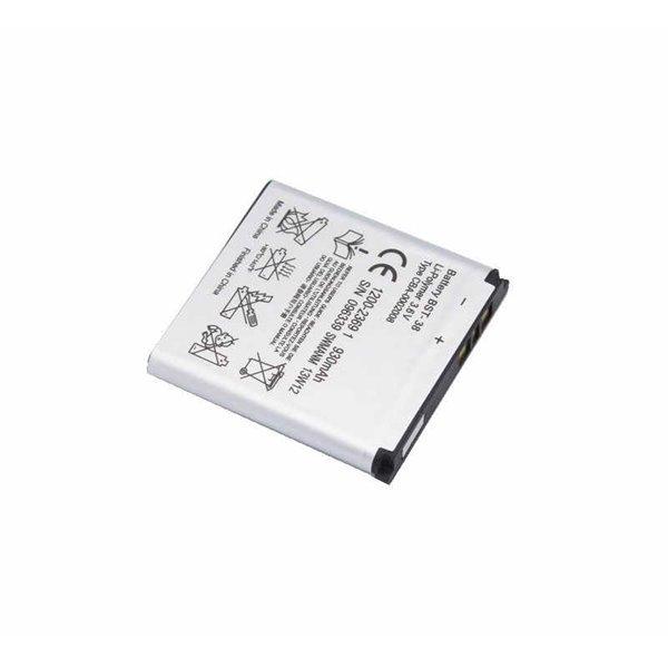 Bateria Compatível Sony Ericsson BST-38