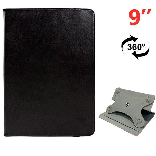 Capa P/ Tablet Universal Giratória 9 P'