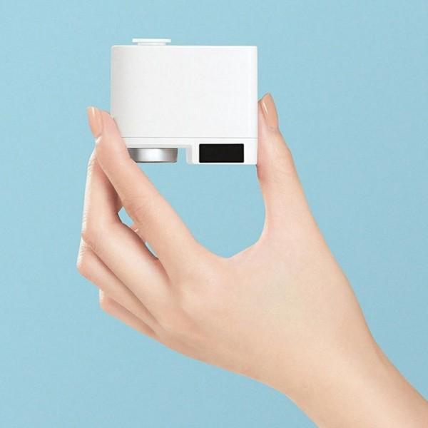 Vidro Temperado Branco (3D) p/ Xiaomi Redmi 6 / 6A