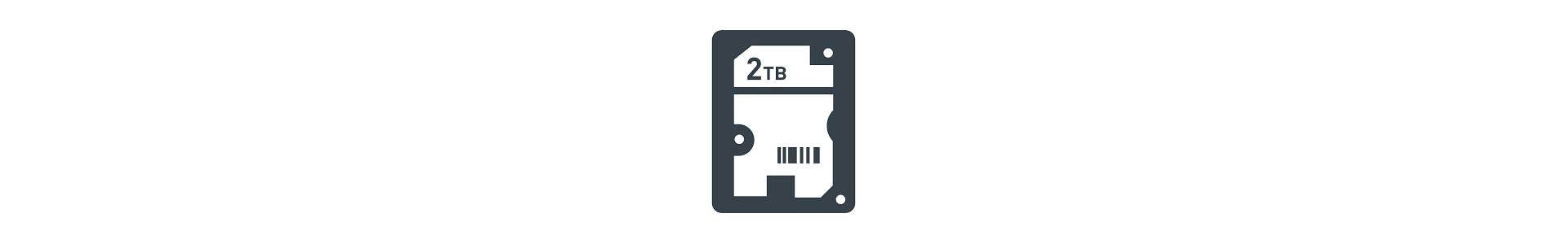 Hdd USB 2TB