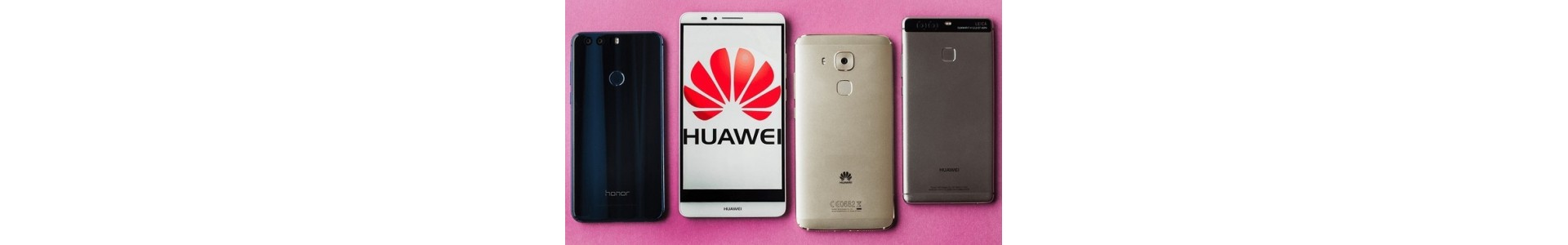 Todos os Smartphones da Huawei